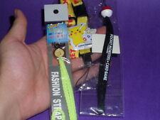 ot  S6 Pokemon Figure  Keychain Strap Set