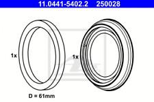 Dichtungssatz, Bremssattel für Bremsanlage Vorderachse ATE 11.0441-5402.2