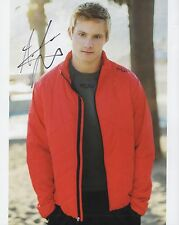 ALEXANDER LUDWIG autographed 8x10 photo           HANDSOME+SEXY STAR OF VIKINGS