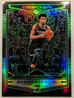 Marvin Bagley 2018-19 Panini Chronicles Obsidian Green Preview /25 HOT #576 🔥