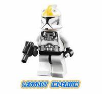 LEGO Minifigure Star Wars Clone Pilot - sw491 Minifig FREE POST