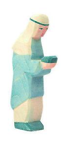 König blau orientalisch Ostheimer Figuren Tiere Krippenfiguren Krippe 41702