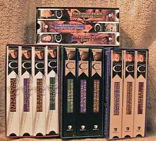 """Cadfael"" complete VHS series - medieval monk/detective, Derek Jacobi"