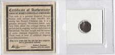 Constans I Certified Authentic Ancient Roman Coin