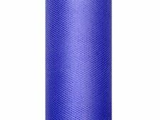 Tulle Roll Navy Blue 15cm x 9m