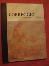 """M. Di Giampaolo """"CORREGGIO DISEGNATORE AS DRAUGHTSMAN"""" – Silvana Edit., 2001"""