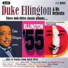 Duke Ellington Three Mid-fifties Classic Albums CD 42 Track 2 Disc Set Contains