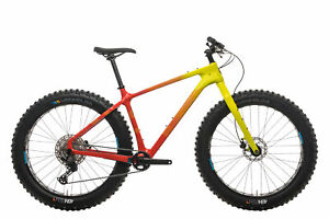 Salsa Beargrease Carbon Deore Fat Bike - 2021, Large