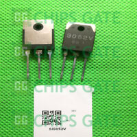 4PCS NEW SANKEN SI3052V (3052V)SI-3052V TO-3P,3-Terminal