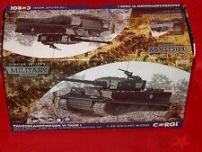 Corgi 1/50 CC60513 Tiger I German Tank WWII - New Ltd Ed