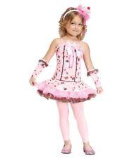 New Spirit Sweet Cupcake Toddler Costume Pink Tutu Dress Size 1T-2T, Halloween