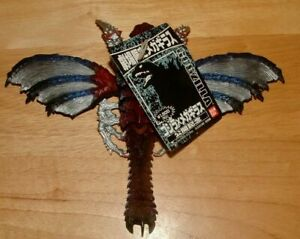 "BANDAI 7"" Long MEGAGUIRUS Vinyl Figure withTAG THEATER EXCLUSIVE Godzilla"