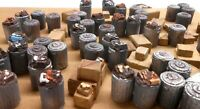 Downtown Deco 1/48 O On30 Scale Unpainted Garbage Cans Crates Boxes Details