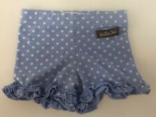 Matilda Jane Wonderful Parade Blue Bliss Polka Dot Shorties 12m