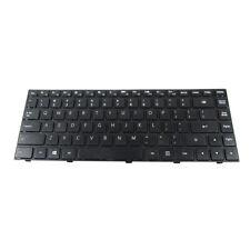 New for Lenovo Ideapad 100-14Ibd Us English keyboard with Black frame