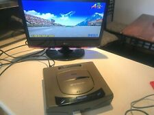 Sega Saturn Console NTSC-J Tested and Working