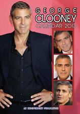 GEORGE CLOONEY  KALENDER  2013 NEU & OVP