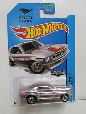 HOT WHEELS 2014 HW CITY - MUSTANG 50TH '67 FORD MUSTANG COUPE ZAMAC