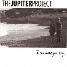 THE JUPITER PROJECT - I CAN MAKE YOU TRY - EP CD, 2002