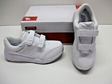 New Balance 928V2 Walking White Hook & Loop Athletic Shoes Womens 7 D Wide