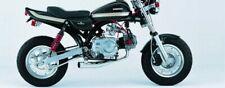 Kitaco Auspuff Exhaust für Honda Monkey J1 J2 Skyteam Monkey u.a. kurz JMCA Nr.