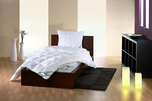f.a.n. Leicht - Steppbett Wash Cotton 240 x 220 cm Sommerdecke Waschbar bis 95°C