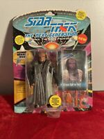 Star Trek The Next Generation Warrior Worf Playmates Toys 1992