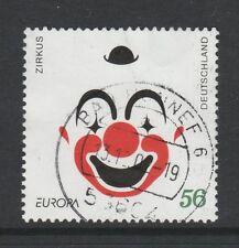 Germany 2002 Europa Circus SG 3111 FU
