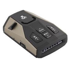 Cobra RAD450 Radar Laser Detector w/Voice Alerts Police Speed Safety