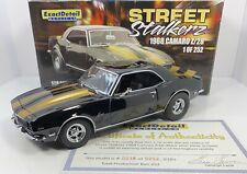"Exact Detail 1/18 Scale 1968 CAMARO Z/28""STREET STALKERZ VERSION""ONLY 252 MADE"