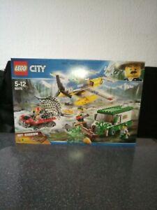 LEGO CITY 60175 Le braquage par la rivière  boîte Neuve et scellée