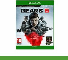 GEARS OF WAR 5 DIGITAL GAME XBOX ONE