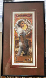 PADME AMIDALA Star Wars Celebration Rare Art Lithograph Print by Terese Nielsen