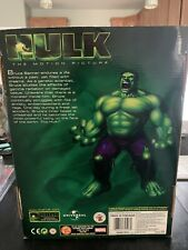 The Incredible Hulk Movie Toy Biz 13 Inch Raging Action Figure Mint Never Open