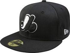 Монреаль икспос новой эры черно-белый бейсбол, главная лига 59 Fifty регулируемая кепка 5950