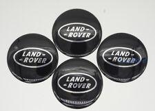 4x 65mm Car Wheel Center Hub Caps Badge Emblem For Land Rover