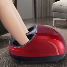 Foot Massager Shiatsu Deep Kneading Massage W/ Heat Rolling and Air Compression
