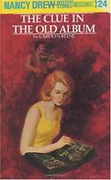 Nancy Drew 24: the Clue in the Old Album by Carolyn Keene