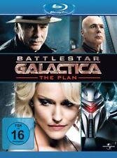 BATTLESTAR GALACTICA: THE PLAN (Edward James Olmos) Blu-ray Disc NEU+OVP