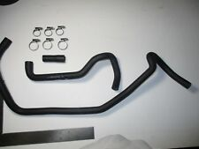 PORSCHE 928 HEATER HOSES KIT NEW WITH NEW CLAMPS 1978 TO 1995