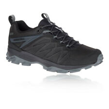 Merrell Mens Thermo Freeze Waterproof Walking Shoes Black Sports Outdoors Warm