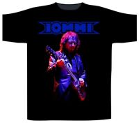 Black Sabbath Tony Iommi Iommi Shirt S M L XL Official Tshirt Band T-Shirt New