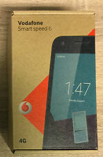 Vodafone Smart Speed 6 Vf795 Black 5 MP Camera LTE 4g 8gb Android 5.1 WLAN