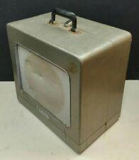 Bell & Howell Speaker for Cine Film Sound Projector Vintage
