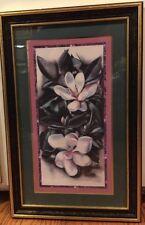 "Home Interiors Magnolia 'Picture Homco 14.5' x22.5'' Or 22.5""x14.5"" Heath Brooks"