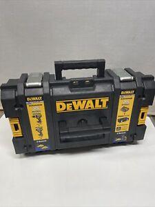 Dewalt Tough System Case For DCK266D2B & Manuals New CASE ONLY