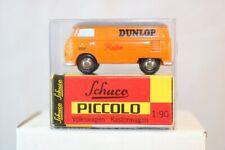 Schuco Piccolo 01325 Volkswagen Kastenwagen Dunlop neu perfect mint in box