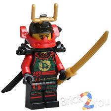 Lego Ninjago Nya w/ Deepstone Armor and Weapons from 70732 City of Stiix 70737