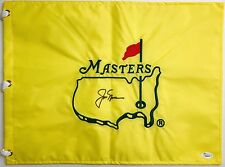 JACK NICKLAUS Signed Autographed Undated MASTERS Pin Flag - JSA LOA