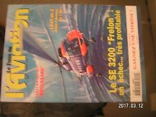 **k Fana de l'aviation n°312 SE 3200 Frelon / Latécoère 28-H / Mustang